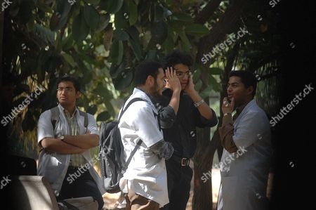 Medical Students At The Dr B R Ambedkar Medical College In Bangalore India. Sabeel Ahmed Worked Here He Is One Of The Indian Suspects Arrested In Connection With Terrorist Car Bomb Attacks In London And Glasgow In June 2007. Story Fiona Barton.