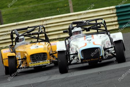 2008 Motorsport News Cterhm Roadsport A. Croft, England. 25th - 27th April 2008. Jonathan Walker. World Copyright: Ebrey/LAT