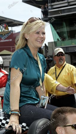 25  May, 2008, Indianapolis, Indiana, USA Allison Sweeney ©2008, Maria W. Grady, USA LAT Photographic