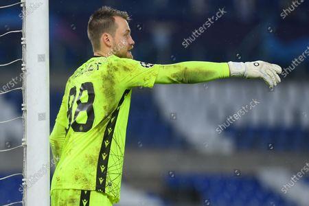 Simon Mignolet of Club Brugge