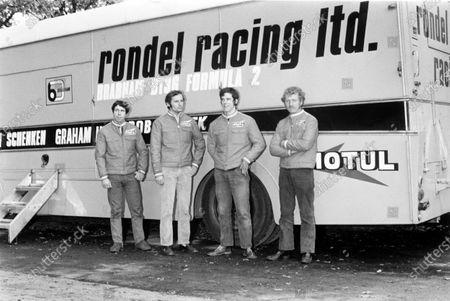 Editorial picture of 1971 European F2 Championship. - 04 Nov 1971