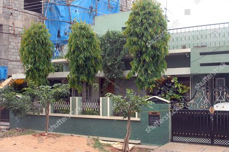 Sabeel Ahmed. The Bangalore Home Of Sabeel Ahmed One Of The Indian Suspects Arrested In Connection With Terrorist Car Bomb Attacks In London And Glasgow In June 2007.  Story Fiona Barton