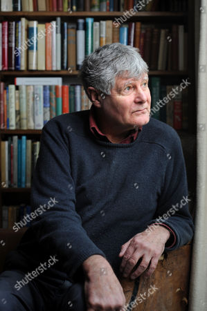 Editorial photo of Chris Woodhead at home near Porthmadog, Wales, Britain - 25 Feb 2010