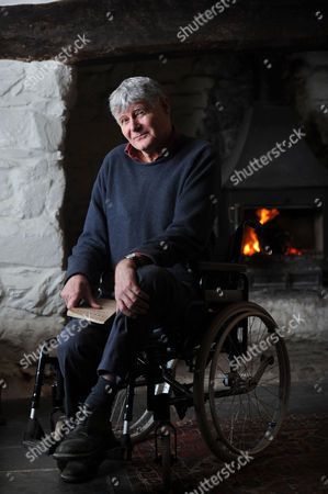 Former Chief Inspector of Schools Chris Woodhead who has the muscle-wasting illness motor neurone disease