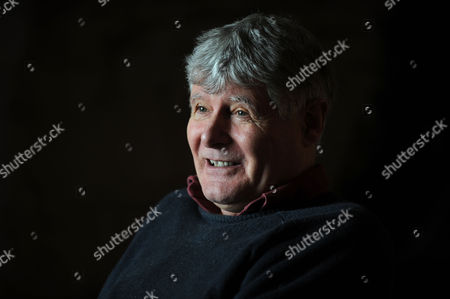 Stock Image of Former Chief Inspector of Schools Chris Woodhead who has the muscle-wasting illness motor neurone disease