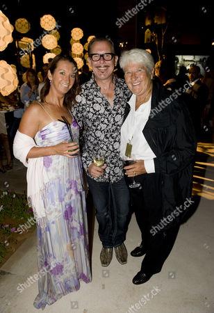 Layne Beachley, Kirk Pengilly and Dawn Fraser