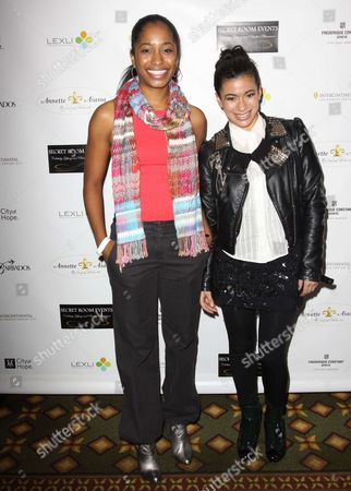 Editorial picture of City of Hope Pre-Oscar gifting suite at The Intercontinental Hotel, Century City, Los Angeles, America - 06 Mar 2010