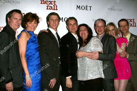 Cotter Smith, Connie Ray, Patrick Heusinger, Geoffrey Nauffts, Sheryl Kaller, Sean Dugan, Maddie Corman, Patrick Breen