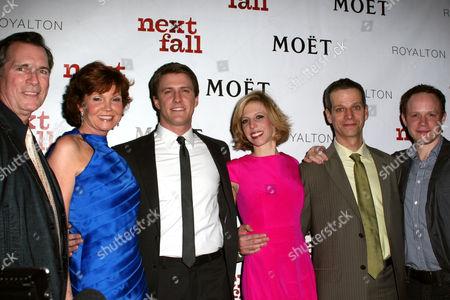 Editorial photo of 'Next Fall' play VIP Performance, New York, America - 10 Mar 2010