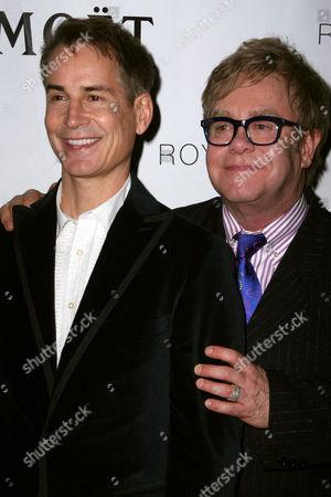 Geoffrey Nauffts, Elton John