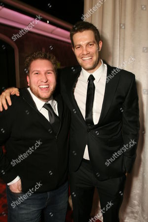 Nate Torrence, Geoffrey Stults