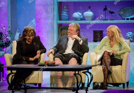Editorial photo of 'The Alan Titchmarsh Show' TV Programme, London, Brtitain. - 11 Mar 2010