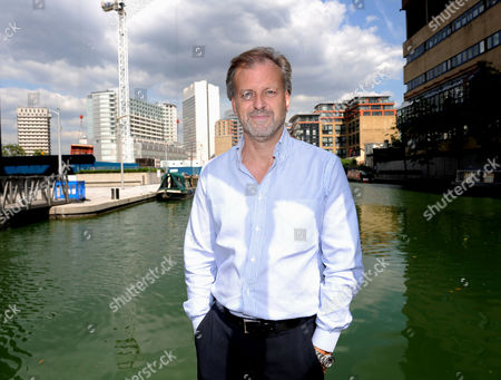 Tom Alexander, CEO of Orange Telecom at their Paddington Basin HQ, London