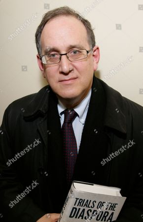 Editorial picture of Anthony Julius promoting his book 'Trials of the Diaspora A History of Anti-Semitism in England', Oxford, Britain - 11 Mar 2010