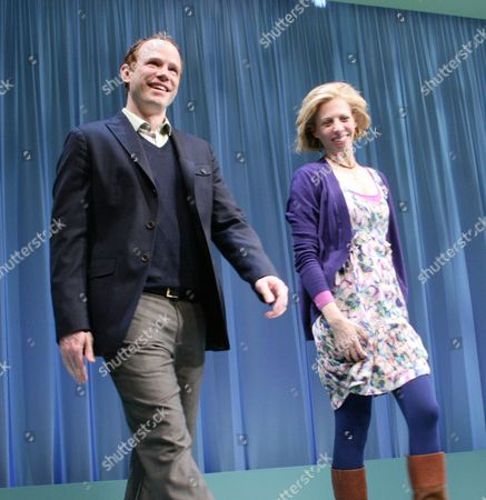 Editorial image of 'Next Fall' play opening night at Helen Hayes Theatre, New York, America - 11 Mar 2010