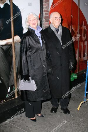 Editorial photo of 'Next Fall' play opening night at Helen Hayes Theatre, New York, America - 11 Mar 2010