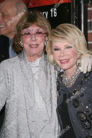 Phyllis Newman, Joan Rivers