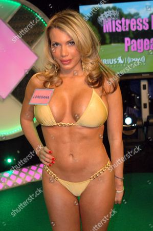 Editorial image of 'Tiger Woods Mistress Beauty Pageant' on Howard Stern Show,  New York, America - 10 Mar 2010