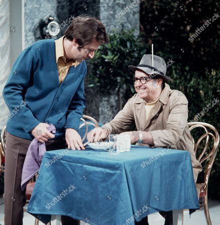 Des O'Connor and Phil Silvers