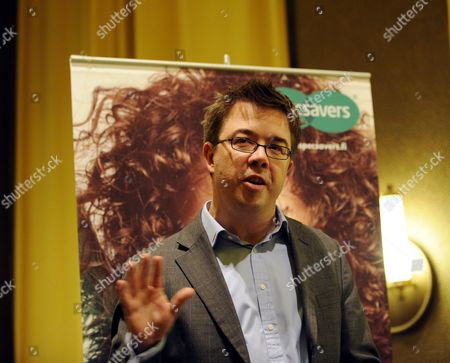 Stock Picture of The Managing Director of Specsavers John Perkins