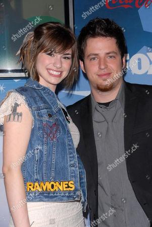 Editorial photo of American Idol Top 12 Party, Los Angeles, America - 11 Mar 2010