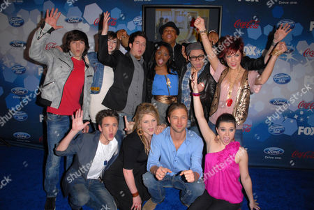 Editorial image of American Idol Top 12 Party, Los Angeles, America - 11 Mar 2010