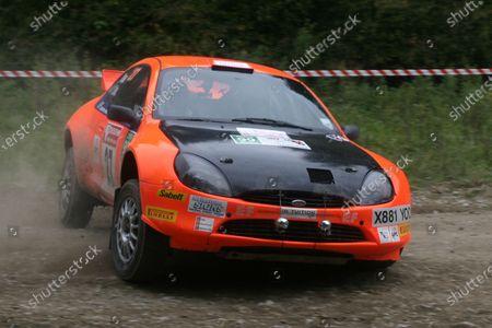 Editorial image of BRC, 2007 British Rally Championship, - 06 Oct 2007