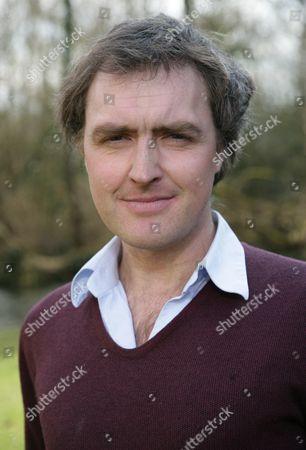 Stock Image of William Fiennes
