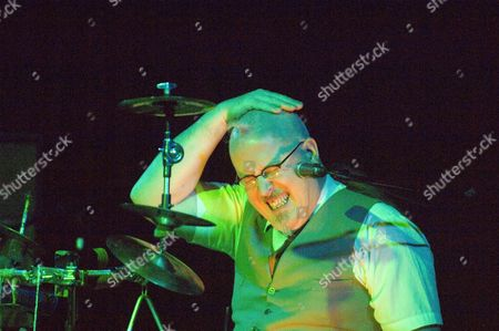 Stock Photo of The Tiger Lillies - Adrian Huge