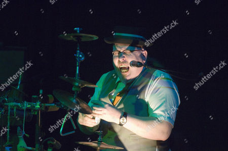 Stock Image of The Tiger Lillies - Adrian Huge