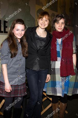 Abigail Breslin, Alison Pill and Kate Whoriskey