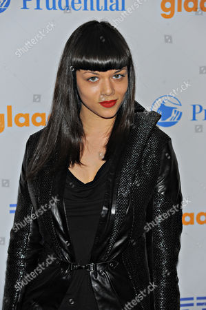 Editorial image of The 21st Annual GLAAD Media Awards, New York, America - 13 Mar 2010