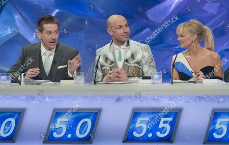 Judges: Nicky Slater, Jason Gardiner, Emma Bunton.