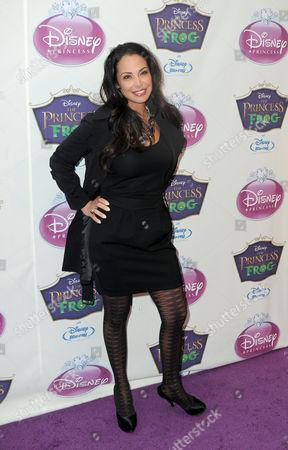 Stock Photo of Joumana Kidd