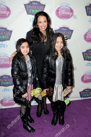 Editorial picture of 'The Princess and the Frog' DVD release party and coronation at The Palace Hotel, New York, America - 14 Mar 2010