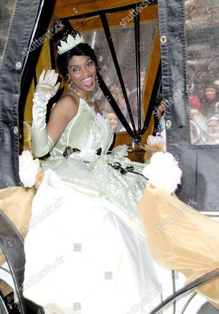 Stock Image of Princess Tiana