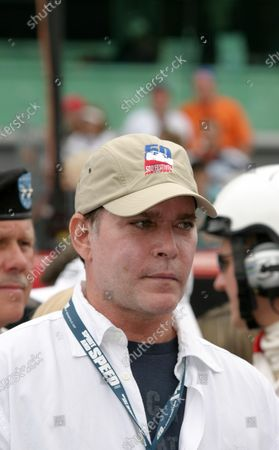 Editorial photo of 2007 IRL Indy 500 Race - 27 May 2007