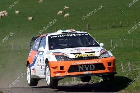 2007 British Rally Championship, Jim Clark Rally, Kelso, Scotland, 25th-27th May 2007, Eamon Boland, World Copyright: Ebrey/LAT Photographic.