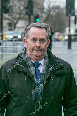 Liam Fox, Former  Secretary of State for International Trade and Conservative MP for North Somerset
