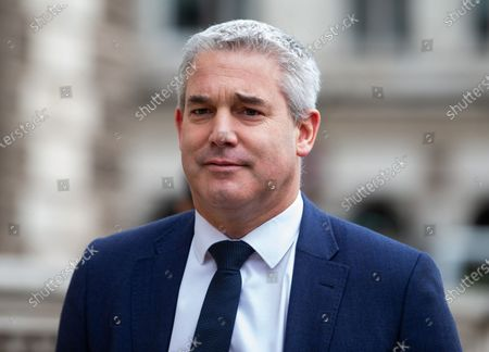 Stephen Barclay, Chief Secretary to the Treasury and former Brexit secretary, in Westminster.