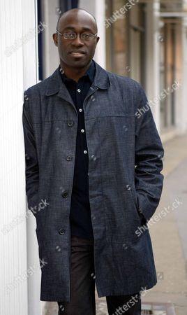 Former Bbc Radio London Presenter Henry Bonsu.