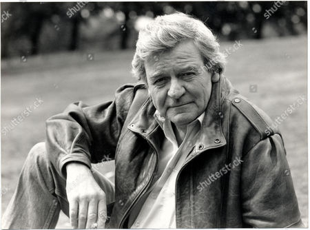 Glyn Owen Actor Who Appears In The Television Programme 'howards Way' Is Pictured At Kenwood House Highgate.