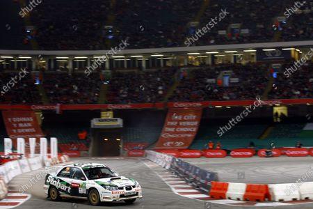 2006 British Rally Championship. Wales Rally GB.  1st-3rd December 2006. Julian Reynolds.  World Copyright: Ebrey/LAT Photographic.