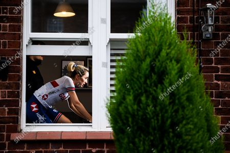 Editorial image of 2020 UCI Cycling eSports World Championships. Manchester, UK - 09 Dec 2020