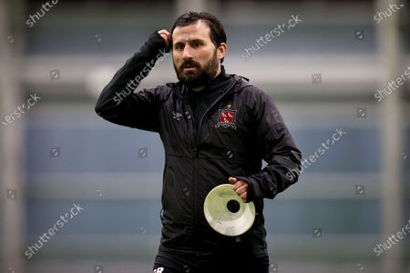 Stock Picture of Assistant head coach Giuseppe Rossi