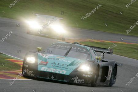 2006 FIA GT Championship Mugello, Italy. 15th - 17th September. Jamie Davis/Thomas Biagi, (Vitaphone Racing Team). Action. World Copyright: Alastair Staley/LAT Photographic
