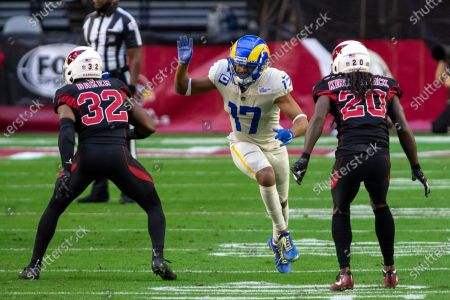 Editorial photo of Rams Cardinals Football, Glendale, United States - 06 Dec 2020