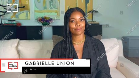 Gabrielle Union expresses his gratitude for the courageous acts of Darnella Frazier.