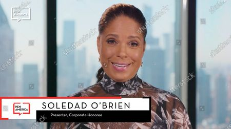 Editorial photo of PEN America Virtual Gala, USA - 08 Dec 2020