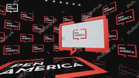 Editorial picture of PEN America Virtual Gala, USA - 08 Dec 2020